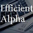 Efficient Alpha