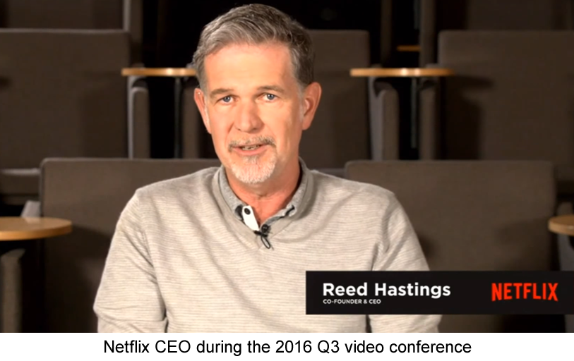 Netflix Regains Momentum - Netflix, Inc. (NASDAQ:NFLX) | Seeking Alpha