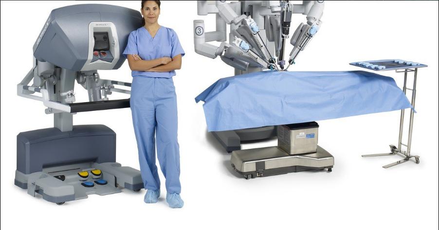 Comapnies working with robot doctors ipo stock