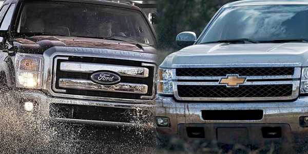 Ford Versus General Motors - Ford Motor Company (NYSE:F ...